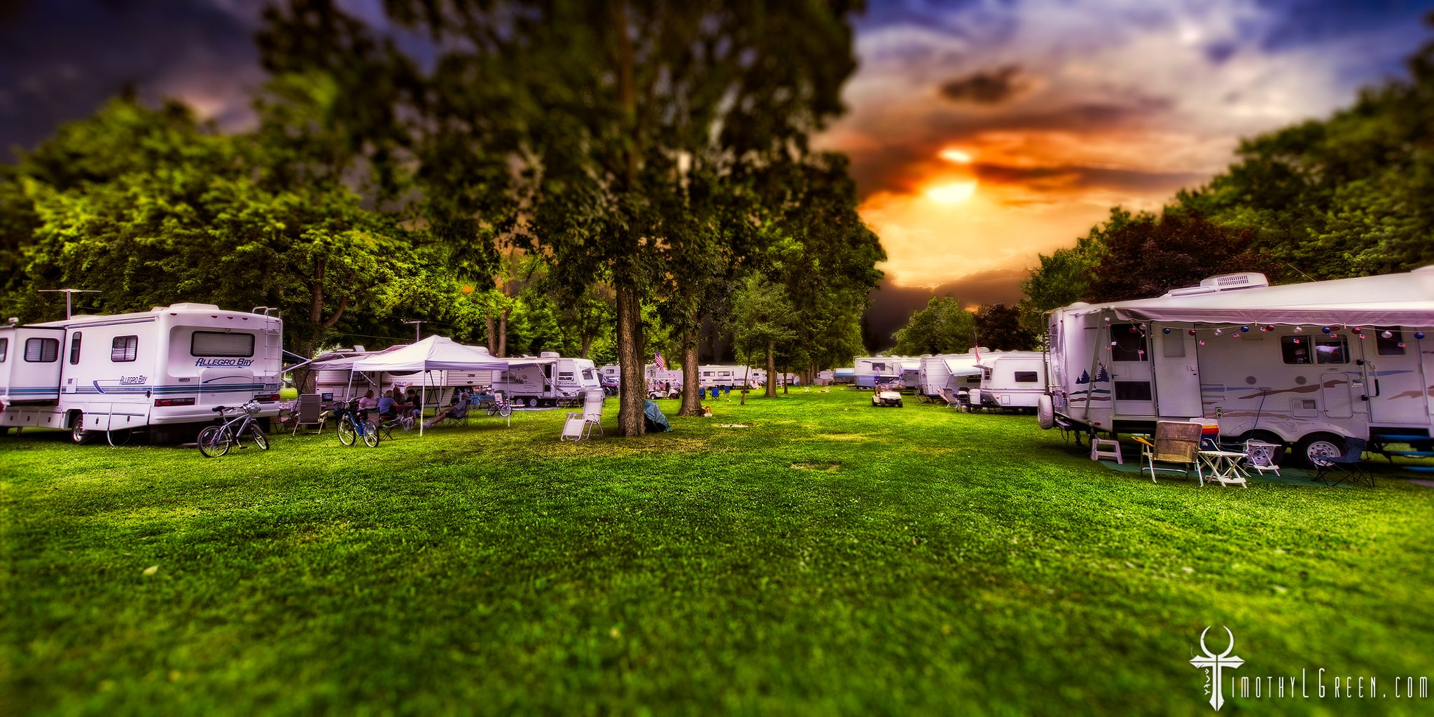 Waffle Farm Campgrounds