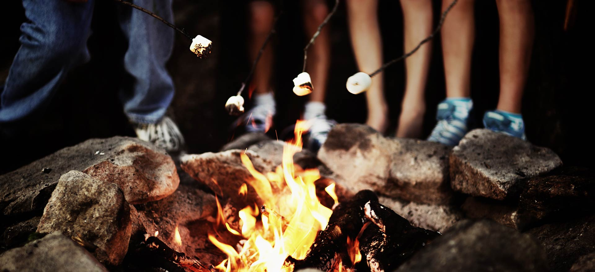 Campfire Marshmellows