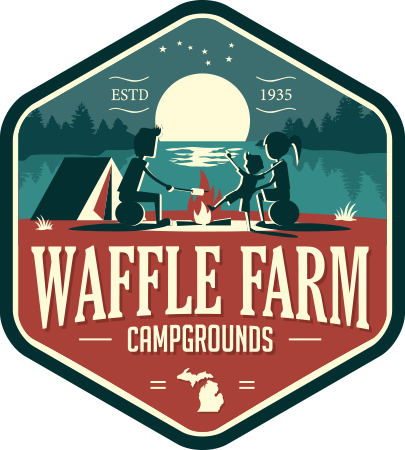 Waffle Farm Campgrounds | Coldwater, Michigan | Camping at