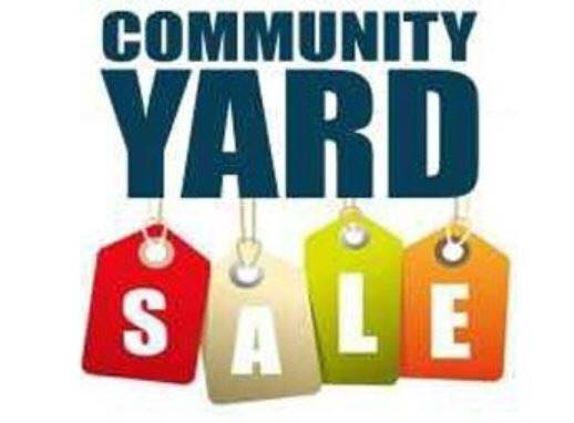 Campground Yard Sale – Waffle Farm Campgrounds | Coldwater, Michigan